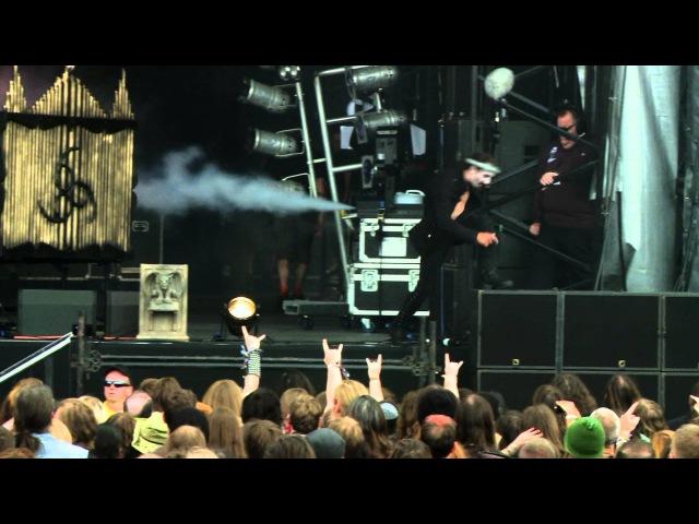 Hell On Earth As In Hell Bloodstock 2013
