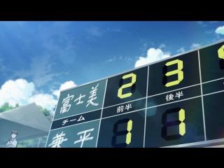 Keppeki Danshi! Aoyama-kun / Чистюля Аояма - 11 серия Озвучка: Berial & Oni (AniDub)