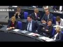 Im Bundestag - Merkel zu Heil Gegen meinen Willen konnten sie hier noch nichts durchsetzen