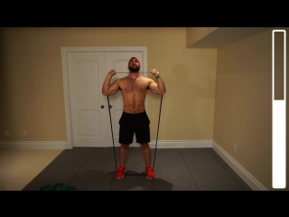 Короткая жиросжигающая тренировка дома