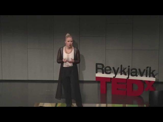 The taboo of depression Silja Björk Björnsdóttir TEDxReykjavík