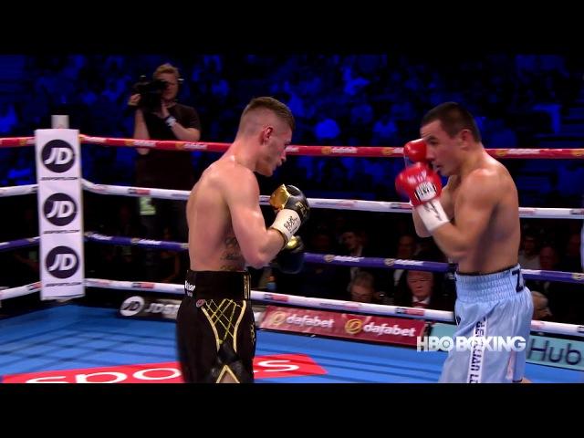 Fight highlights Ryan Burnett vs Zhanat Zhakiyanov HBO Boxing After Dark