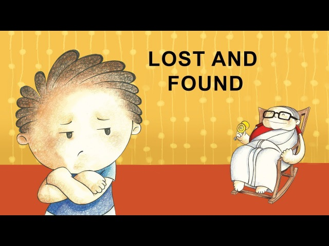 Lost and Found Learn English IND Story for Children and Adults