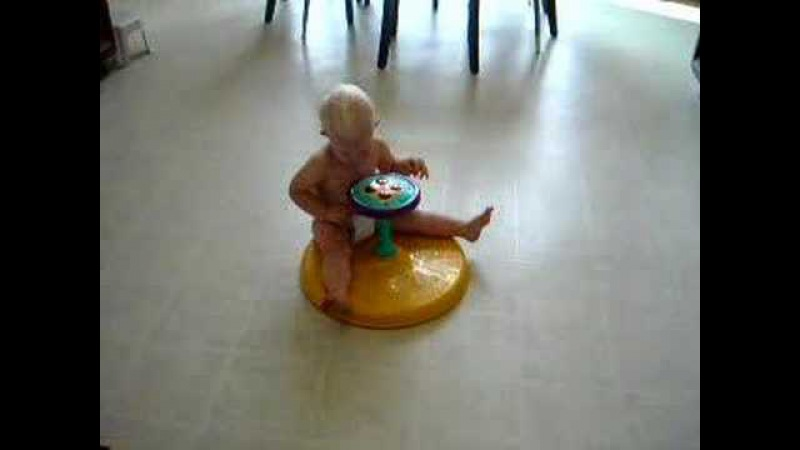 Ryan on the Sit N Spin