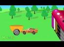 Учимся Считать с Человек Паук и Киндер Сюрприз Мультик Игрушки для Детей