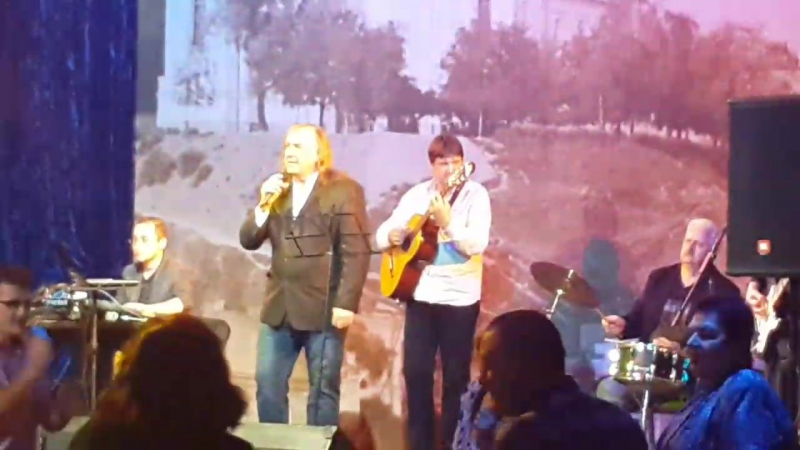 Концерт группа Вакзал