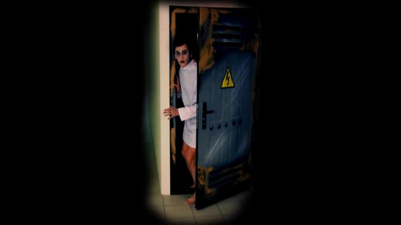 Психопат в квест комнате ВыХоД. Психбольница отдыхает.