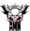 Логотип AMN agency (Закрытая группа)