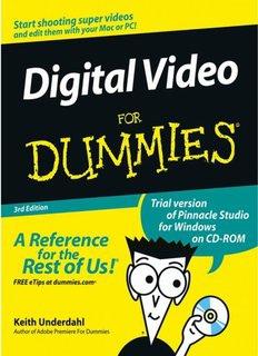 Digital Video For Dummies [2003]
