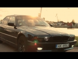 Karrlo cruisin around in his BMW series 7 __ 38 SPECIAL