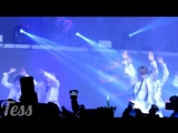 VK180812 MONSTA X fancam - Jealousy @ THE 2ND WORLD TOUR 'The Connect' in Sao Paulo