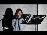 Свободный микрофон Неважно, что скажут другие о вас (читает Араксия Бозоян, музыка Обиджон Каюмов) РИФМА без границ