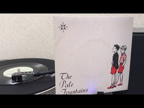 The Pale Fountains - Something On My Mind (7inch)