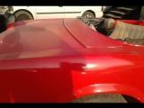 Редкий Fiat 2000 и зад Ford Grand Torino 70ых