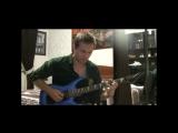 Gary Moore - The Loner (Guitar Cover by Сергей Черенков)