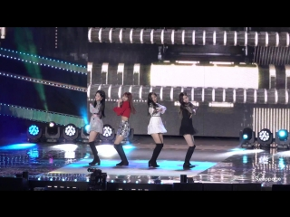 171028 BLACKPINK - AS IF IT'S YOUR LAST @ Pyeongchang Music Festa