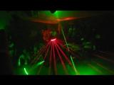 ХамбакеР - В перерыве между песнями ,Лазерное шоу(130 лет мотоциклу) ©
