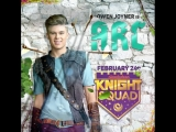 Meet the luckiest guy around, Arc! He's gonna make you laugh when #KnightSquad premieres next week