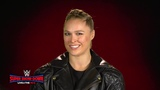 The Jean Ronda Rousey intends to get rowdy at Australia's WWE Super Show-Down