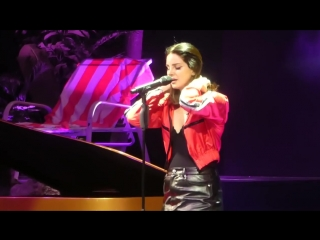 Lana Del Rey - Off To The Races (Live LA TO THE MOON TOUR, Newark)