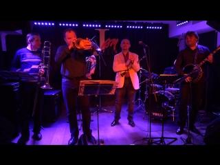 The Alcoholic Blues - Valeriy Bukreev-Marat Galeev-Live in Andrey Makarevich Jam Club 09.02.2017