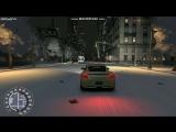 GTA IV vs GTA V - Peugeot 406 TAXI and Porsche Cayman S