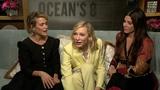 Sarah, Cate and Sandra talk
