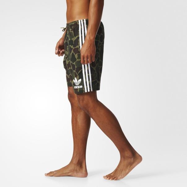 Пляжные шорты Camouflage