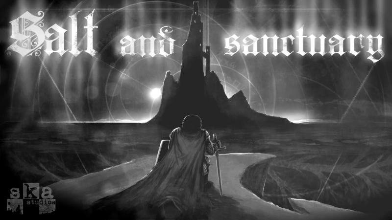 ► Salt Sanctuary {CO-OP} 9 → Приключения мечника и мага-дамага!