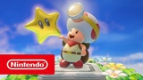 Captain Toad Treasure Tracker обзорный трейлер (Nintendo Switch и Nintendo 3DS)