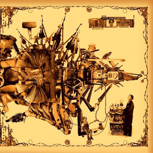Otto Von Schirach альбом 8000 B.C.