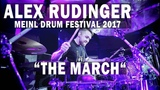Meinl Drum Festival - Alex Rudinger The March (7Horns7Eyes)