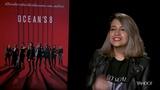 Ocean's 8's Mindy Kaling and Sarah Paulson blast film trolls