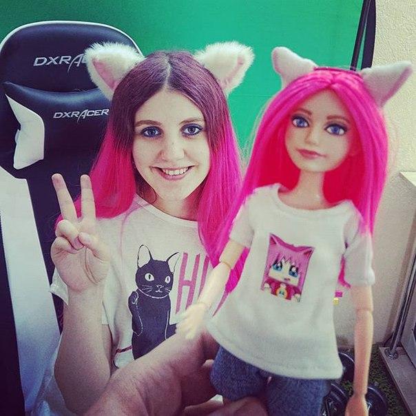 Анастасия Богослова: Моя куколка, хотите себе такую?