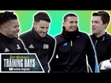 F2Freestylers &amp Jack Recreate Legendary Goals with Tim Cahill Jack Whitehall Training Days