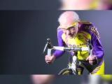 Французский велосипедист