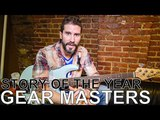 Story of the Year's Phillip Sneed - GEAR MASTERS Ep. 184