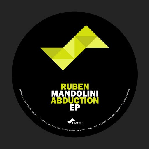 Ruben Mandolini альбом Abduction EP