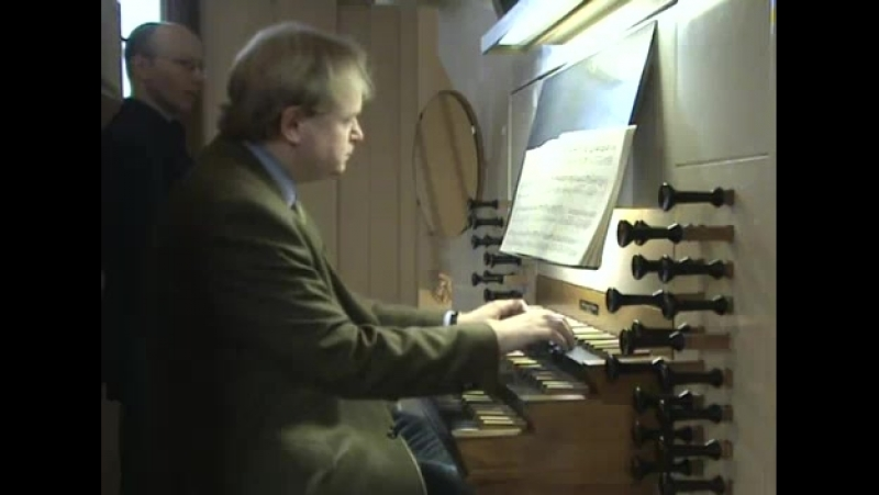 590 (1) J. S. Bach - Pastorella [incomplete (?)] F Major, BWV 590 part 1-2 - Arjen Leistra