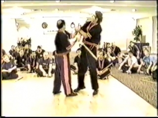 Live Seminar In Texas 2000 With Belt Examinations