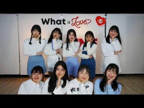 [창원TNS] TWICE(트와이스)-What is Love?(왓 이즈 러브)안무(Dance Cover)
