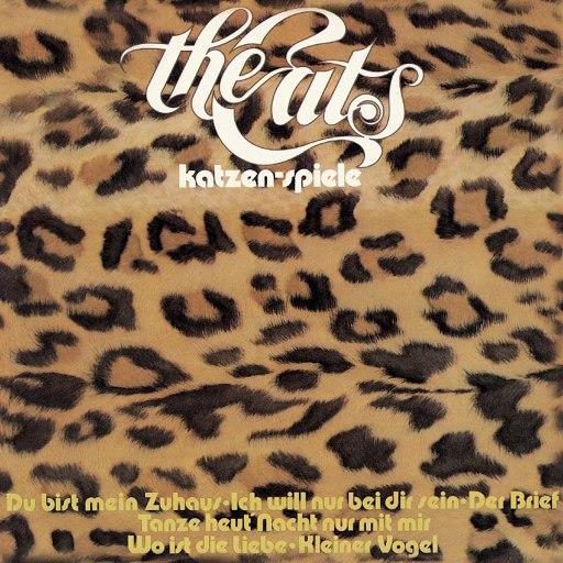 The CATS альбом Katzen-Spiele
