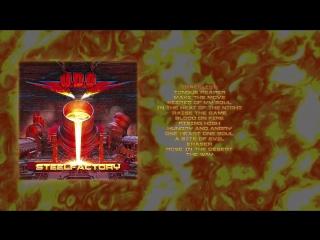 U.D.O. - Rising High (2018) _⁄_⁄ Official Audio Clip _⁄_⁄ AFM Records
