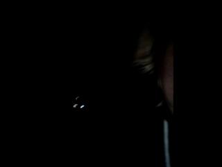 13 августа 2018 Звёзды и парень в маске в 2 часа ночи