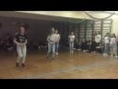 Новый год в школе танцев Очарование