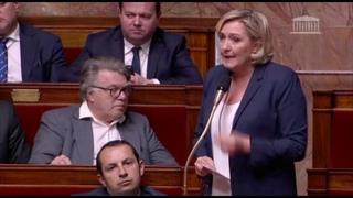 Marine Le Pen alerte une nouvelle fois sur le sentiment d'abandon et de douleur des Mahorais