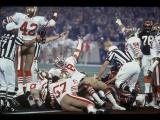 Super Bowl XVI - The 49ers Goal Line Stand