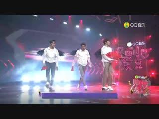 [181025] ONER - 'Work' QQ Music Let's Meet Idol