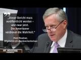 Infos in Geheim-Dossier schlimmer als Watergate Schlinge um Hillary Clinton sitzt immer enger