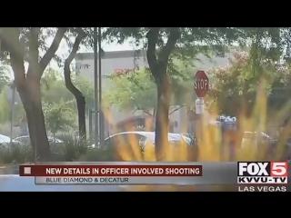 ПРИМЕНЕНИЕ ОРУЖИЯ- Полиция Лас-Вегаса 2018